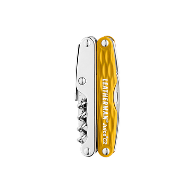 Мультитул Leatherman Juice C2 - SUNRISE YELLOW 831978